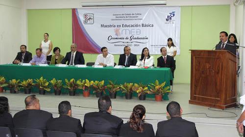 Graduación UPN Maestría en Educación Básica  (4)