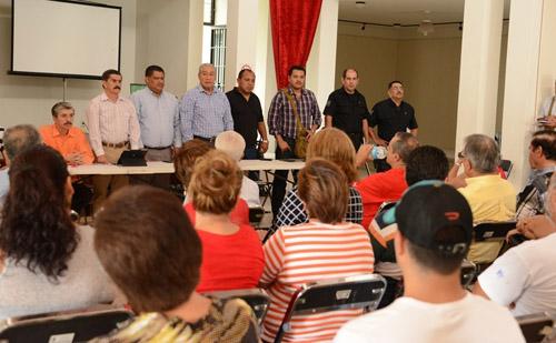 """Vecinos de Esmeralda Norte se suman al programa """"Vecino Vigilante"""""""
