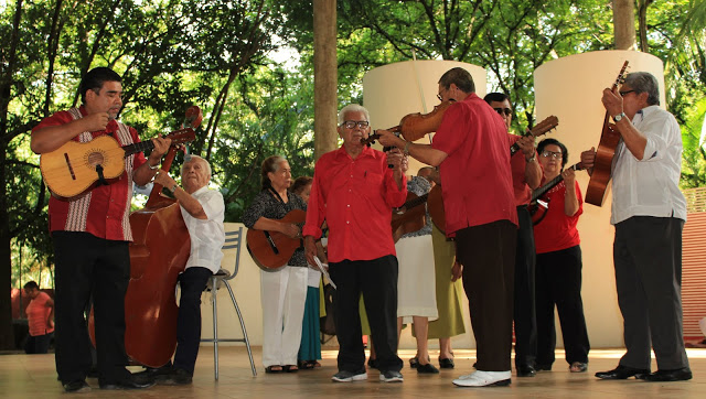 Continúan actividades de la Semana Cultural y Deportiva del Adulto Mayor