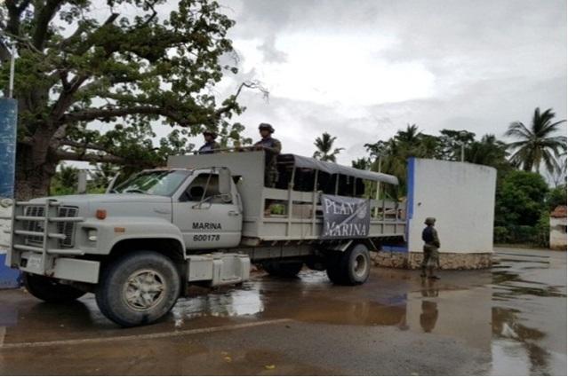 Precisa Semar sobre diligencia de la PGR en Manzanillo