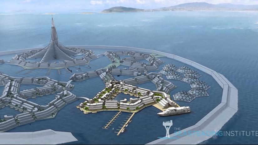 El Pacífico verá pronto su primera 'nación flotante' con su propio gobierno y criptomoneda