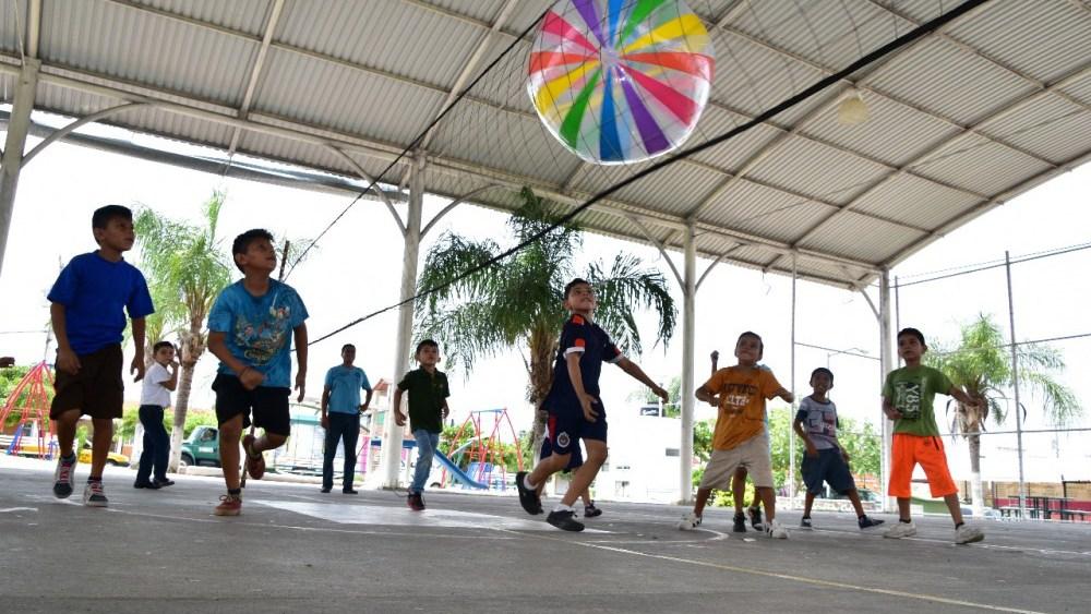 iniciaron-los-cursos-deportivos-de-verano-en-la-capital