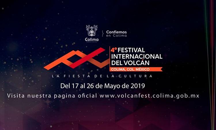 Estas calles estarán cerradas por el Festival del Volcán en Colima