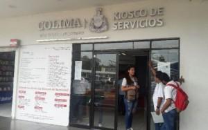 kiosko de gobierno