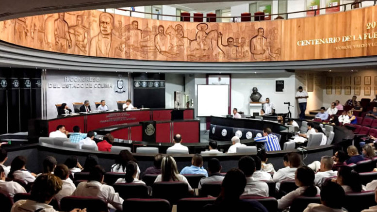 Carta pública a los diputados locales de Colima