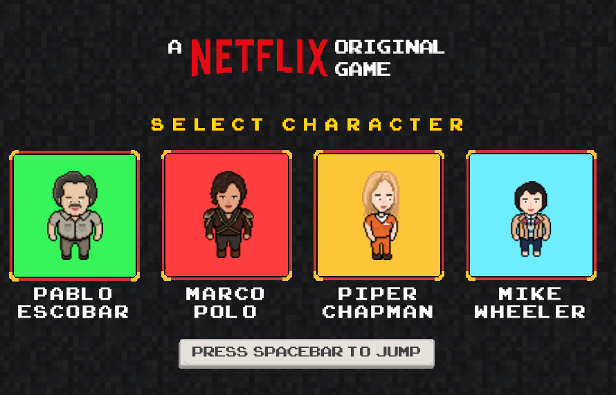 Netflix-Infinite-Runner