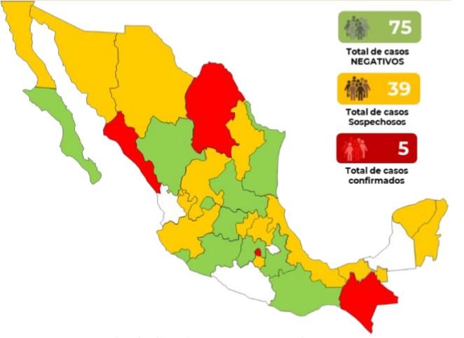 Confirmado: Fue negativo el caso sospechoso de Coronavirus en Colima